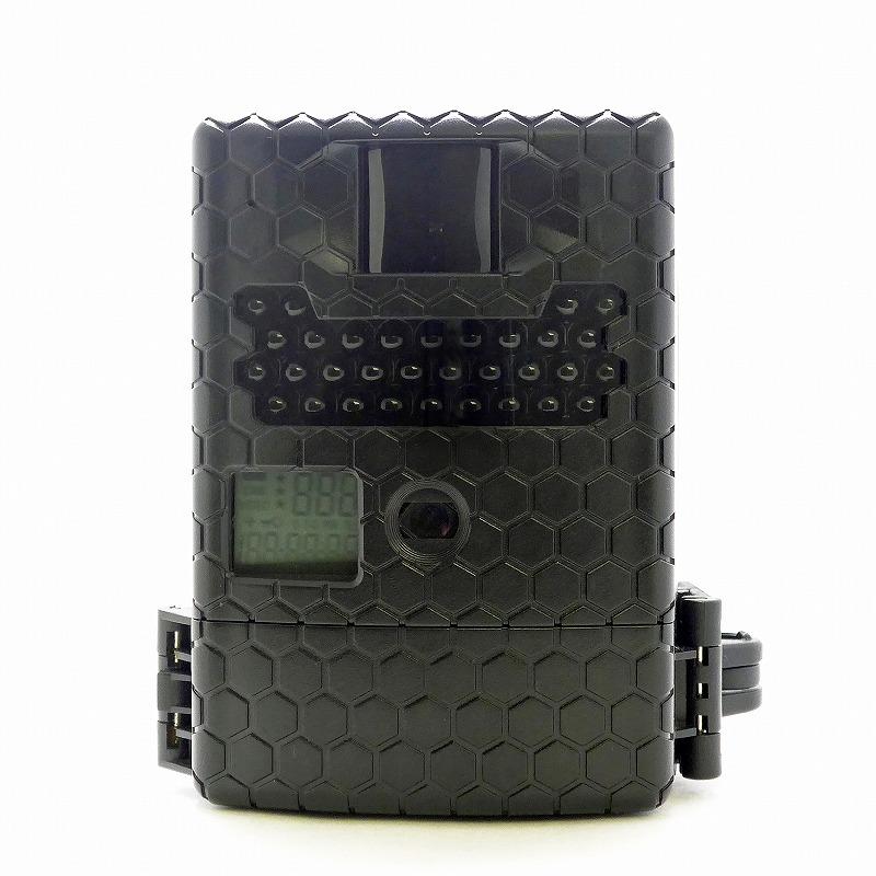 画像1: センサーカム 暗視機能付電池駆動の監視ビデオカメラ 「不審火や駐車場監視などに」
