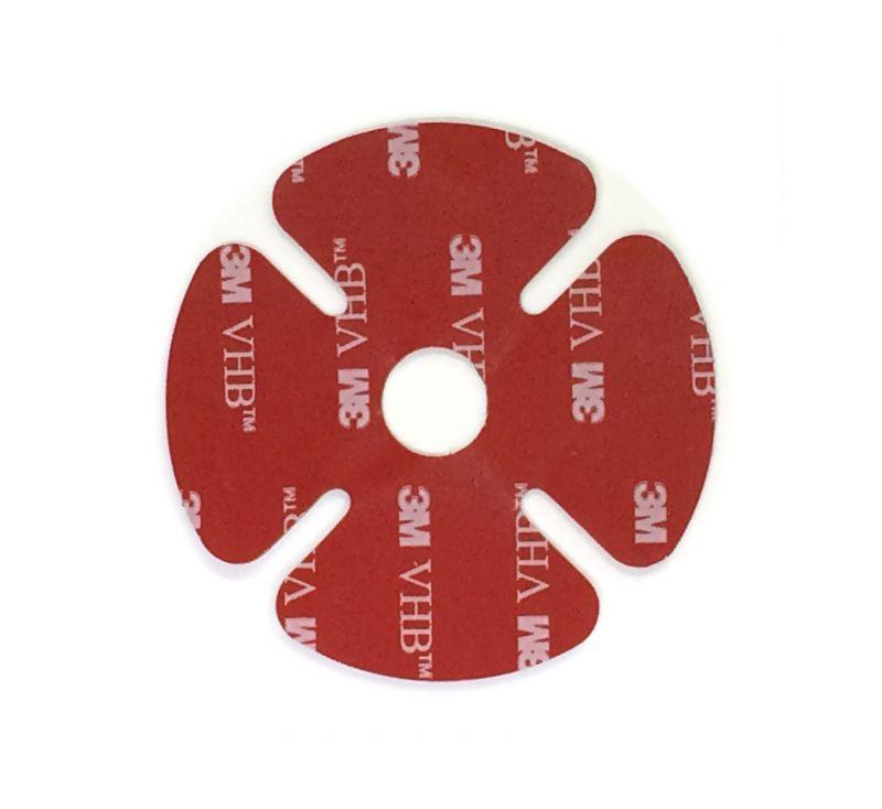 画像1: [オプション]BS-8/10シリーズ/S101W ヘルメットブラケット用 両面テープ 2枚一組