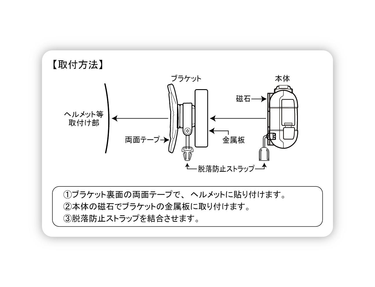 画像2: [オプション]BS-8/10シリーズ用 可動ブラケット黒