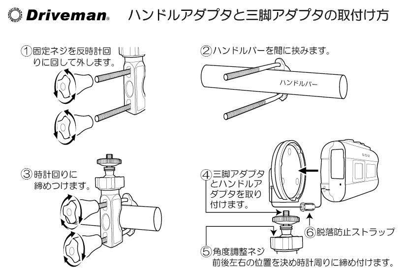 画像3: [オプション]BS-8/10シリーズ用 3脚アダプタ