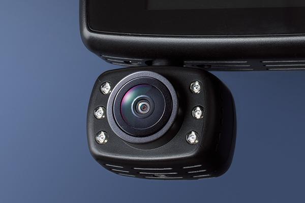画像3: [2カメラ一体型]ドライブレコーダー Driveman TG-1