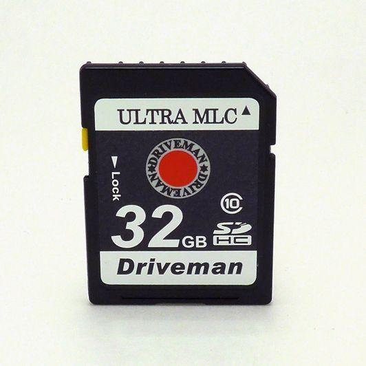 画像1: [オプション]業務用32GB SDHCカード Class10[ULTRA MLCタイプ]
