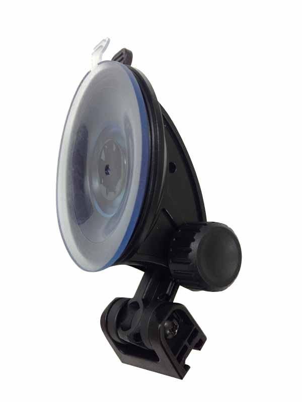 画像1: [オプション]ドライブマン用 角度可変型吸盤ブラケット